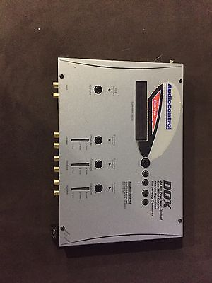 Audiocontrol DQX Digital Equalizer