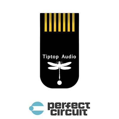 Tiptop Audio Z-DSP Dragonfly Delay Card EURORACK - NEW - PERFECT CIRCUIT