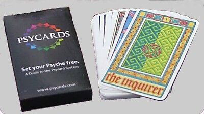 Psycards Divination Cards Tarot Fortune Oracle