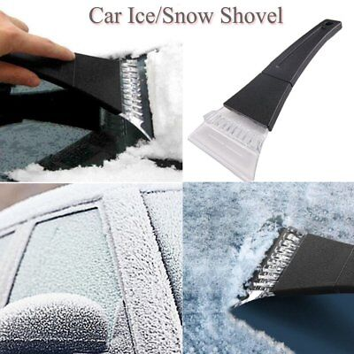 Car Vehicle Durable Snow Ice Scraper Snow Brush Shovel Removal Tool For Winter