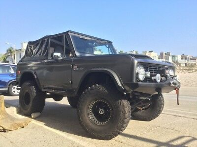 1975 Ford Bronco Sport Ford Bronco