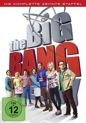 The Big Bang Theory - Staffel 10  [3 DVDs]