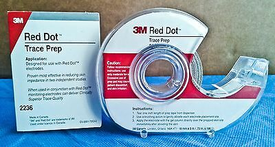 3M Red Dot Trace Prep (model# 2236) *NEW *Free Shipping
