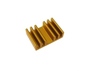 13.7x20x6mm Heat Sink Top Mount - Pack of 5