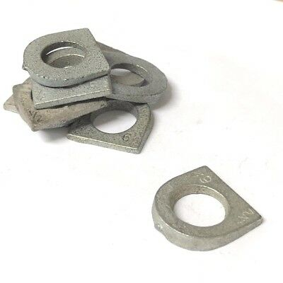 M12 Taper Washer Steel Vintage Wedge Washers