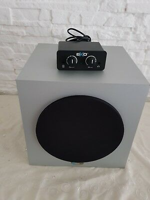Blue Sky eXo Stereo System Monitor System Subwoofer