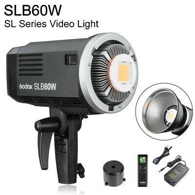 Godox SLB60W 60W Hand Held Portable Photography Video Continuous LED Lights Lamp