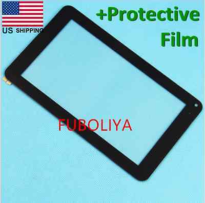New 10.1 inch Touch Screen  Digitizer Glass For FM102001KA Tablet PC  F8