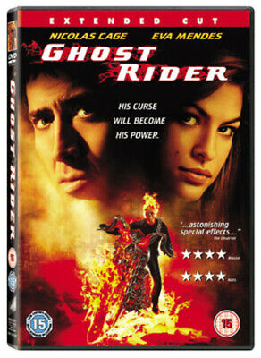 Ghost Rider (Extended Cut) DVD (2007) Nicolas Cage