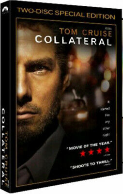 Collateral DVD (2005) Tom Cruise