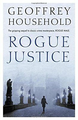 Rogue Justice, Household, Geoffrey, New condition, Book