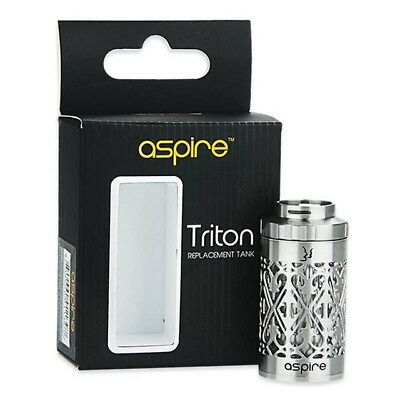 Authentic Aspire Hollowed Out Sleeve   For Triton   Replacement Tank   UK STOCK