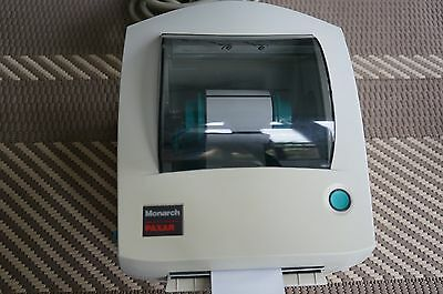 Monarch 9414 Printer +manual+tickets+cable+power cord