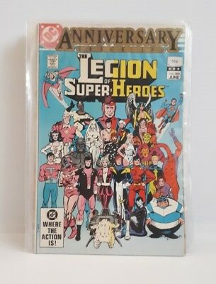 Legion Of Super Heroes #300 Dc Comics Collectors Item Modern Age *free Postage*