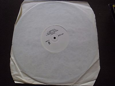 "A Man Called Adam: ""Barefoot in the Head"" (4 Mix's) AMCA 12 Promo White Lbl Ex!"