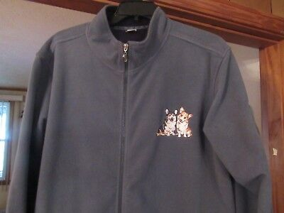 Corgi Adult size coat. This is a must see for all Corgi lovers! Danbury Mint!