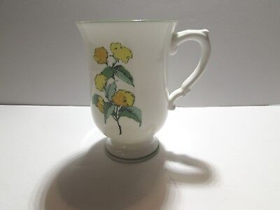 Crown Staffordshire Coffee Tea Mug  Fine Bone China England Cornwall