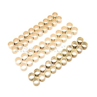 20Pcs Wholesale Durable Brass Snooker or Pool Cue Ferrules Cue Tip Billiards