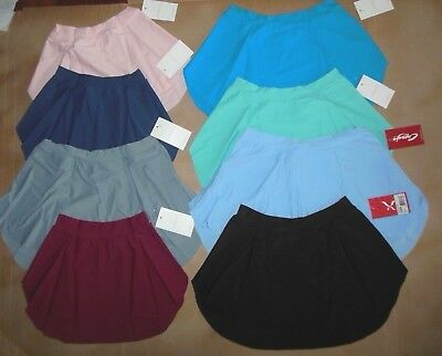 "NWT Capezio ""Call Back"" Skirt 10586W 8 colors! Pullup skirt sleek lines $25 ret"