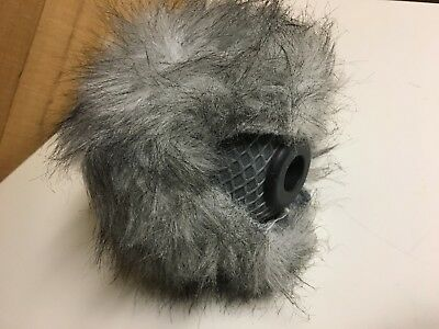 Rycote Baby Ball Gag for Schoeps Microphone With Wind Jammer
