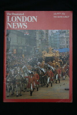 Illustrated London News THE SILVER JUBILEE July 1977