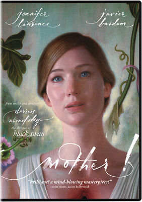 Mother! [New DVD] Ac-3/Dolby Digital, Amaray Case, Dolby, Dubbed, Subtitled, W