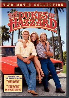 DUKES OF HAZZARD TWO-MOVIE COLLECTION New Sealed 2 DVD