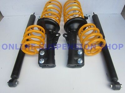Suits Commodore VZ Wagon KING SPRING/ULTIMA SHOCK Std Height Suspension Package