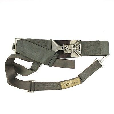 Us Navy Usmc Helicopter Aircraft Crewmans Safety us navy usmc helicopter aircraft crewman's safety chest harness