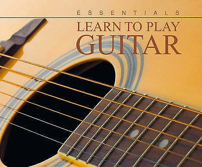 Essentials.: Learn to play guitar by Jeff Ellis