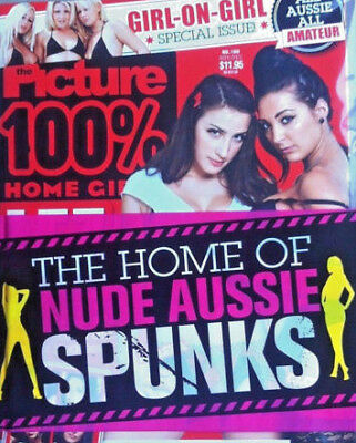 The Picture Magazine 100% Home Girls Issue 102 Nov Dec 2016 Restricted Edition