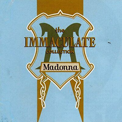 Madonna - The Immaculate Collection - Madonna CD NDVG The Cheap Fast Free Post