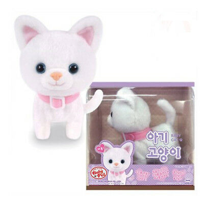 MimiWorld Baby Cat Pet Doll Cute Sounding and Moving Cat Toy for Kids