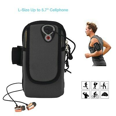 Running Armband Phone Holder ieGeek Sweat-Free Sports Armband Bag for iPhone ...