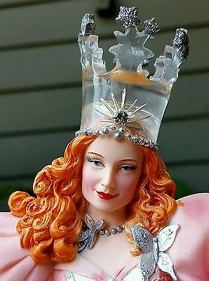Glinda The Good Witch Figurine - Wizard Of Oz Couture de Force Collection NIB!