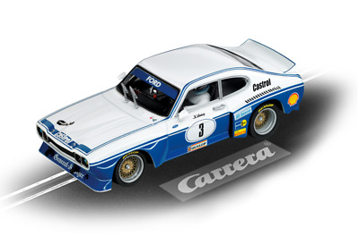 Carrera Digital 132 Ford Capri RS 3100 DRM1975 Art. 30474