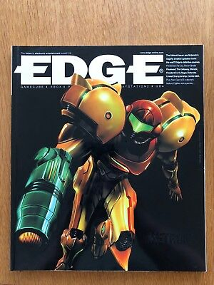 Edge Magazine Issue #119 January 2003 (Metroid Prime, Far Cry, Neo-Geo AES)