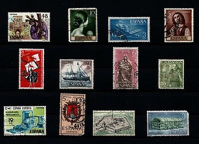 timbres,stamps d'Espagne 4