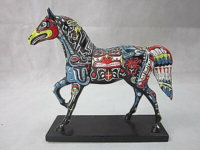 """Spirits of the Northwest"" Trail of Painted Ponies #12234"