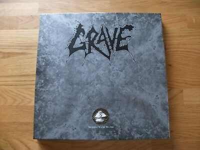 GRAVE - morbid ways to die - 6 LP Box set - century media classic series