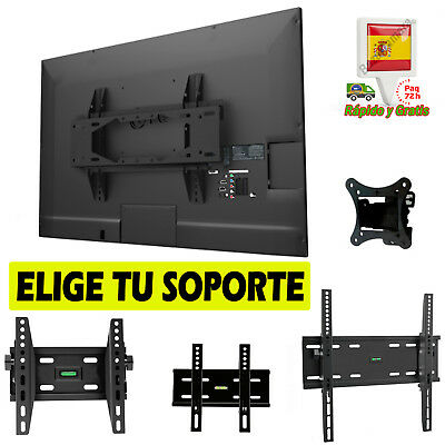 Soporte TV Pared LCD LED PLASMA 22 26 28 32 39 40 43 42 47 48 49 50 52 55 60 65