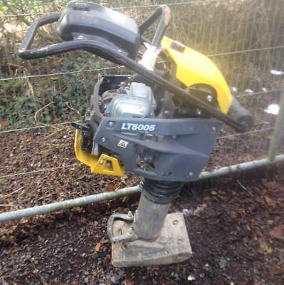 Atlas Copco Trench Wacker / Jumping Jack  Lt5005