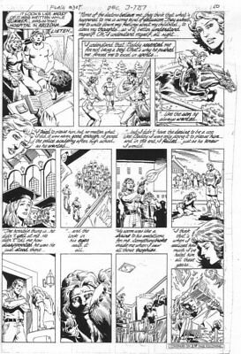 Flash #304 p.4 - Firestorm Flashback - art by Pat Broderick
