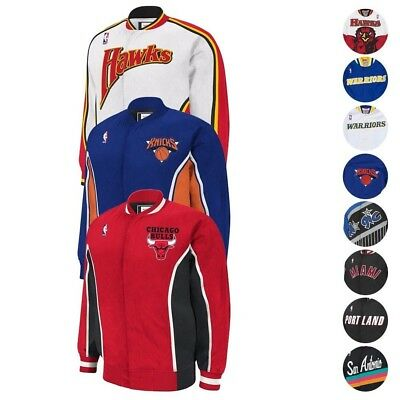NBA Mitchell & Ness Authentic Hardwood Classics Vintage Warm Up Jacket Men's