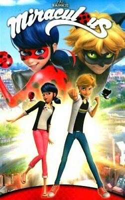 Miraculous: Tales of Ladybug and Cat Noir by ZAG Entertainment 9781632291660