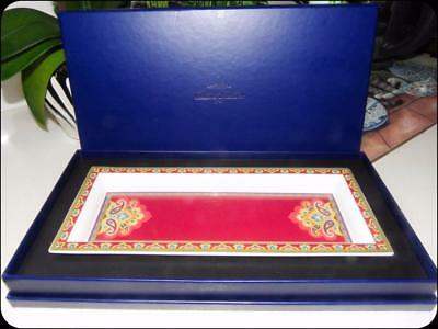 Brand New Villeroy & Boch Samarkan Serving Plate in Box - made in Germany