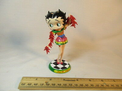 2008 Betty Boop Danbury Mint Some Like It Hot Figure King Features Syndicate Pep