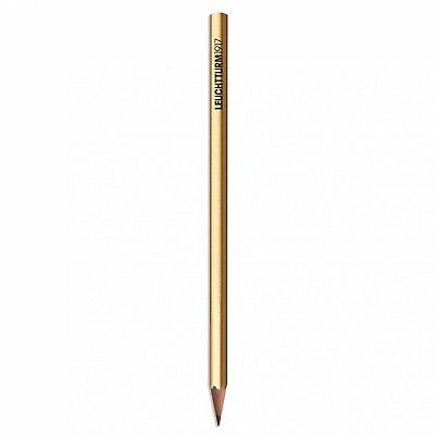 Leuchtturm1917 HB Pencil Metallic Edition Gold