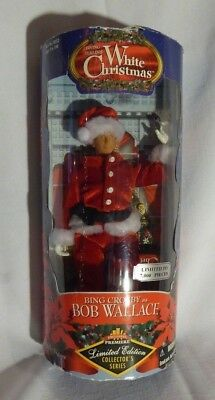 Vintage Limited Edition White Christmas Bing Crosby/Bob Wallace figure doll