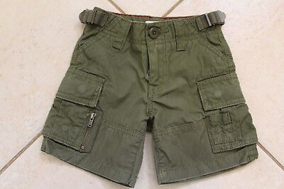 Country Road Baby Boys Cotton Cargo Shorts Sz 3-6 Months